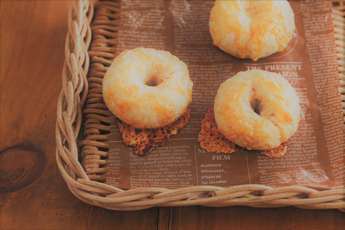 """休日の朝は、手作りパンで彼におはよう♡オーブンいらず""""作り置きパン"""""""