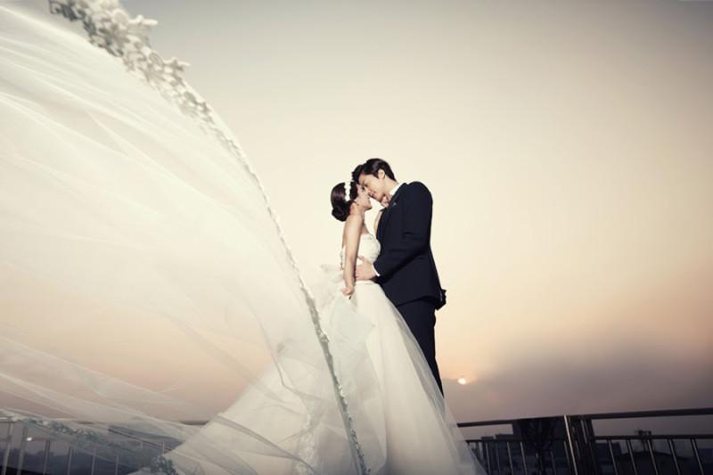 感度の高いプレ花嫁が続々体験♡韓国でのウェディングフォトが今どきなんです