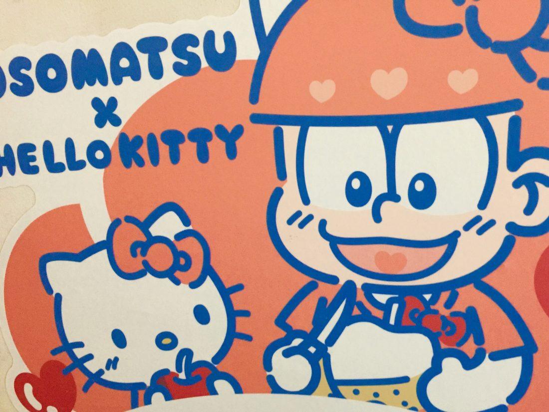 【コラボカフェ取材】デートにもアリ❤『おそ松さん×サンリオキャラクターズ』カフェが全国4都市で開催中