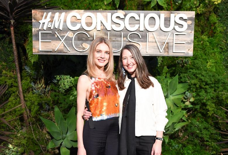 『H&M Conscious Exclusive 2017』発売記念イベントに豪華セレブが勢ぞろい!