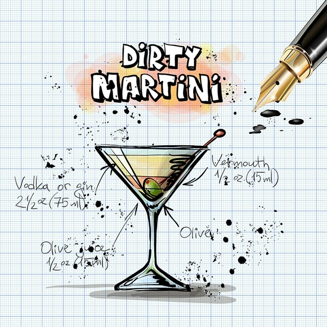 dirty-martini-847234_640