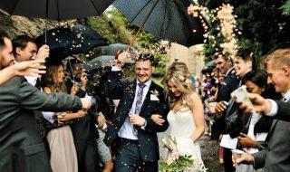 イタリアの結婚式