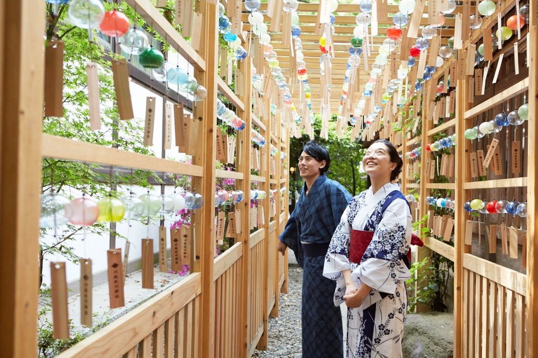 縁結びで有名な「川越氷川神社」。ロマンチックな夏の祭事が限定開催!