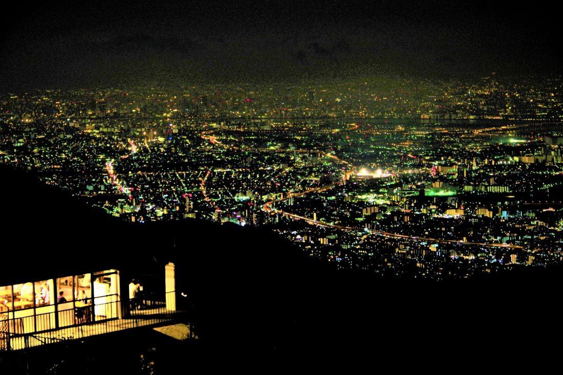 【大阪デート#2】期間限定開催の六甲山ナイトマーケットで夕涼み