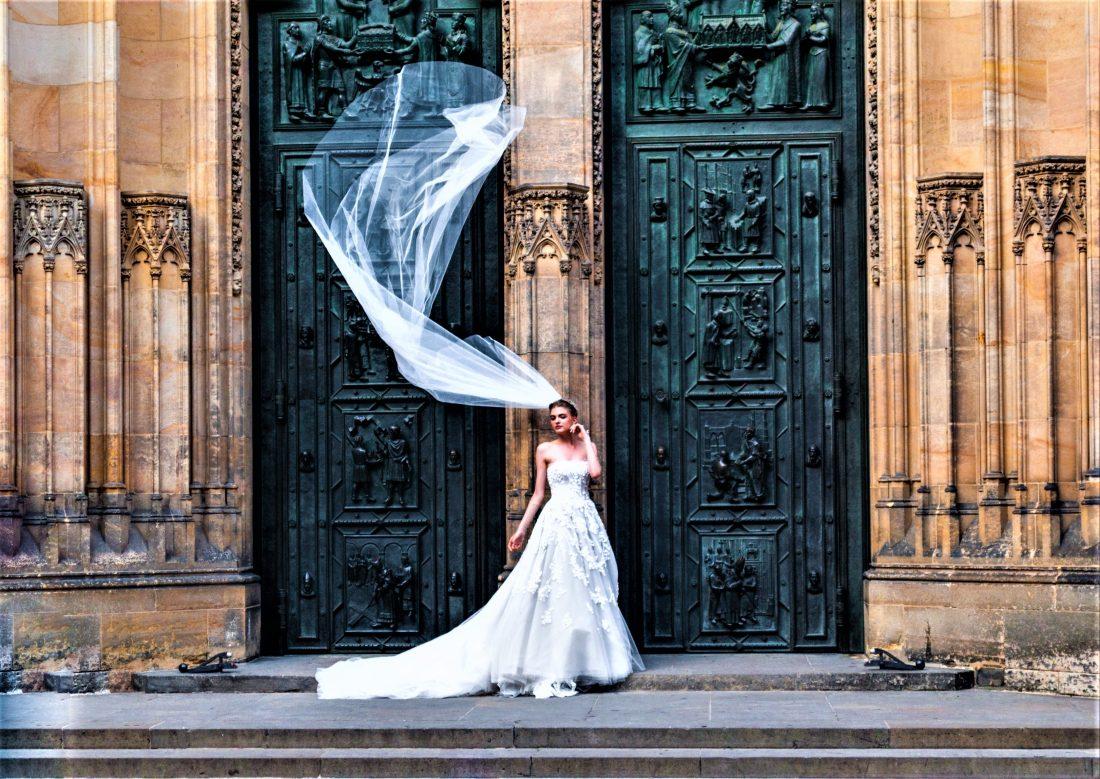 アメリカで流行中❤結婚式シーンを描く演出「ライブウエディングペイント」が素敵すぎる