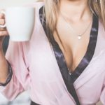 wonderful-girl-in-silk-nightgown-enjoying-morning-tea-picjumbo-com