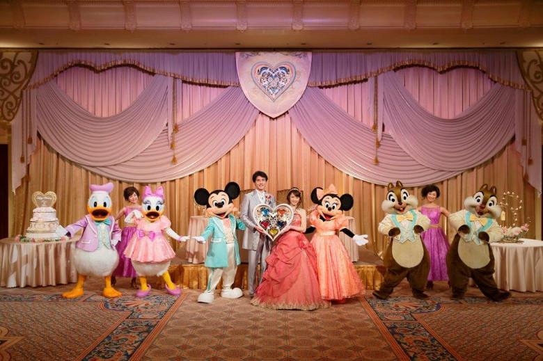 【東京ディズニーリゾートデート】気になる!憧れのディズニー・ウエディングを大解剖♡