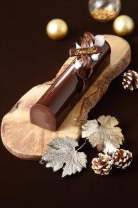 フランスの定番クリスマスケーキ「ブッシュ ド ノエル」3,800円(税込)