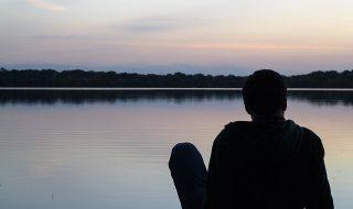 lake-man-relax-57687