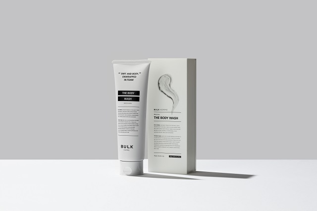 THE BODY WASH